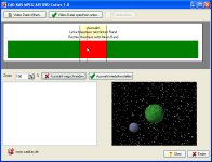 Screenshot von MPEG AVI DVD Cutter 1.0 - Videos schneiden.